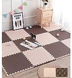 lulupila Puzzlematten Spielmatten Krabbelmatten Spielteppich Schutzmatten
