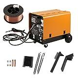 Sweepid Fülldraht-Schweißgerät MIG-175 Lüfterkühldraht 220V 60-160A Hochleistungs Schutzgas Schweißgerät Tragbare Schweissmaschine