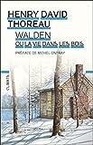 Walden ou la Vie dans les bois - Climats - 28/01/2015