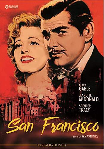 Dvd - San Francisco (Restaurato In Hd) (1 DVD)