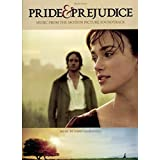 Pride And Prejudice Music From The Motion Picture Soundtrack Pf