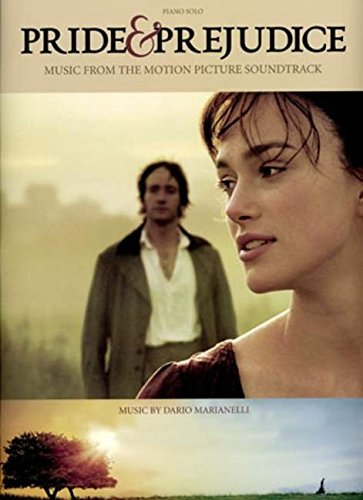 Pride And Prejudice: Music From The Motion Picture Soundtrack Pf Book: Noten für Klavier (Picture Books Motion)