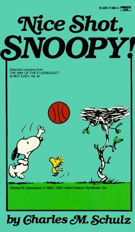 Nice Shot, Snoopy by Charles M. Schulz (1988-01-12) par Charles M. Schulz