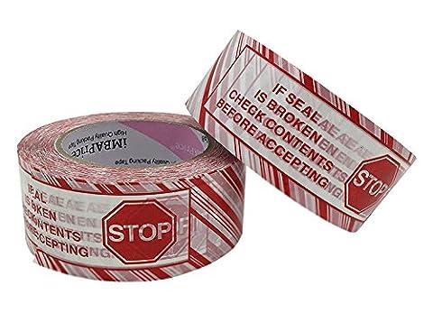 Panneaux Stop - iMBAPrice Sécurité Bande–Imprimé