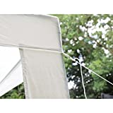 Waterproof PE Outdoor Garden Gazebo Marquee Canopy Awning Party Wedding Tent