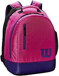 WILSON Mochila Youth Backpack Rosa Morado Junior