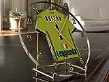 Gianluigi Buffon 1???Juventus FC Fu?ball Desktop-Uhr???Fu?ball-Legenden Limited Edition