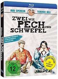 Zwei wie Pech und Schwefel - Limited Edition (exklusiv bei Amazon.de) [Blu-ray]