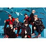 Posterhouzz BTS Festa Wall Poster (Paper, 18 X 12-inch, Multicolour)