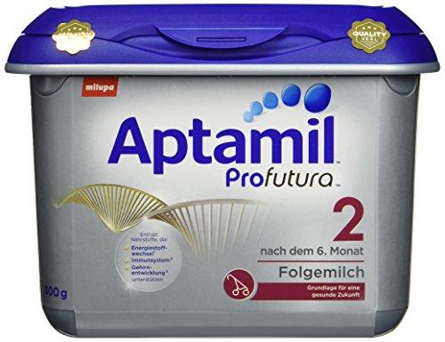 Preisvergleich Produktbild Aptamil Profutura 2 Folgemilch nach dem 6. Monat,  4er Pack (4 x 800 g)