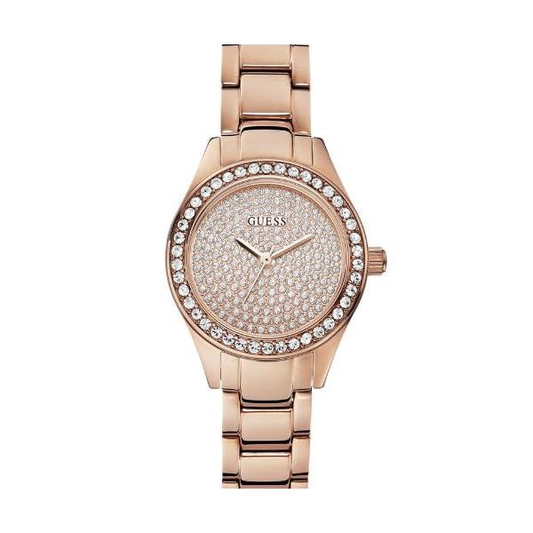 0df101da2fdc Guess Ladies Trend W0230L3 - Reloj analógico de Cuarzo para Mujer ...