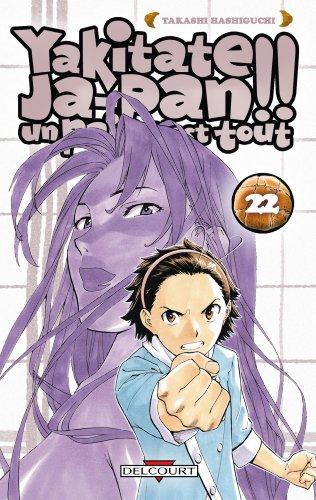 Yakitate Ja-pan!! Un pain c'est tout Vol.22