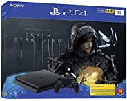 Playstation 4 Slim 1TB Console with Death Stranding Bundle (PS4)