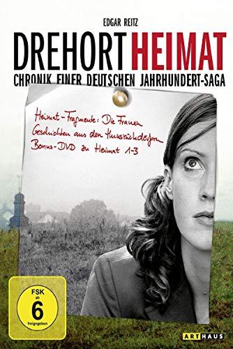 Drehort Heimat - Chronik einer deutschen Jahrhundert-Saga (3 DVDs)