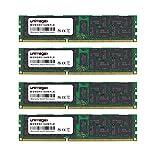 32GB Dual Channel KIT (4x 8GB) für Apple Mac Pro 5,1 2x2.4Ghz. 2xQuad Core (8 Kerne) Intel Xeon WESTMERE (2010) DDR3 1333MHz PC3-10600R RDIMM 2Rx4 RAM Speicher Memory