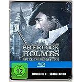 Sherlock Holmes: Spiel Im Schatten Steelbook