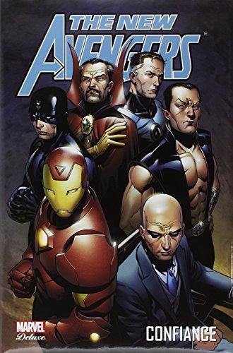 The New Avengers, Tome 4 : Confiance par Brian Reed, Brian Michael Bendis, Leinil Francis Yu, Jim Cheung, Carlo Pagulayan