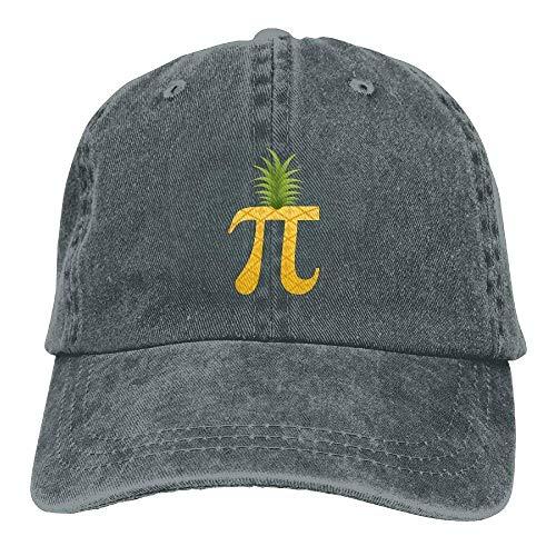 Preisvergleich Produktbild Wamnu DPI Pineapple Adults Adjustable Cowboy Cap Denim Hat for Outdoor