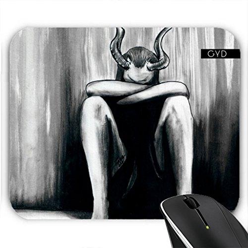 Mousepad - Halten Den Sabbat Heilig by (Beängstigend Dämon)