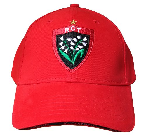 Casquette Supporter - Collection officielle - Rugby club Toulonnais - TOULON RCT - Top 14 -