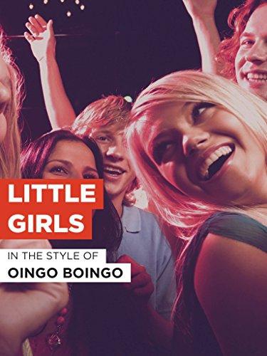 Little Girls im Stil von