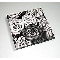 Rose toni di grigio, quadro
