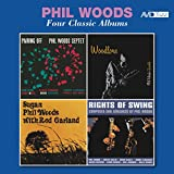 Four Classic Albums: Pairing Off / Woodlore / Sugan / Rights of Swing (Remastered)