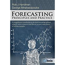 Forecasting: principles and practice (English Edition)
