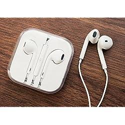 RKMOBILES Mi Y1 / Xiaomi Mi Y1 / Redmi Y1 / Mi Redmi Y1 / Xiaomi Redmi Y1 / MiY1 / RedmiY1 / Xiaomi Mi Y1 Compatible In- Ear Headphone | Earphones | Head phones| Handsfree | Headset | Universal Headphone | Wired | MIC | Music | 3.5mm Jack | Calling | Earbuds | Microphone| Bass Bost Sound | Original Earphone like Performance Best High Quality Sound Earphones Compatible With All Andriod Smartphone, MP3 Players, Mobile, Laptops