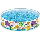 Intex Inflatable Snapset Pool, Multi Color (6-feet)