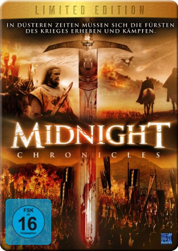 Midnight Chronicles - Metal-Pack [Limited Edition]