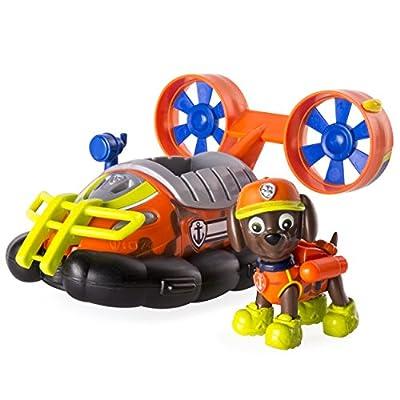 Paw Patrol - Zuma's Jungle Hovercraft -Patrulla de la pata - rescate de la selva - aeroplano de la selva de Zuma por Paw Patrol