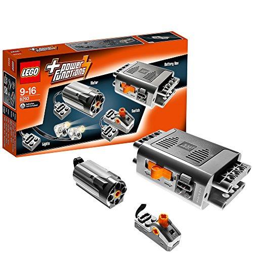 8293 - Lego Tec Power Funktion