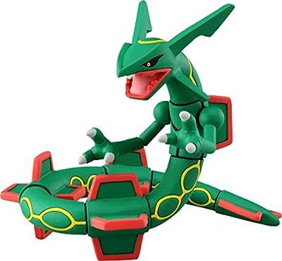 Pokémon: Moncollé EX EHP-03 Rayquaza por Takara Tomy