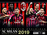 MILAN 2019 - Calendrier officiel (44X33)