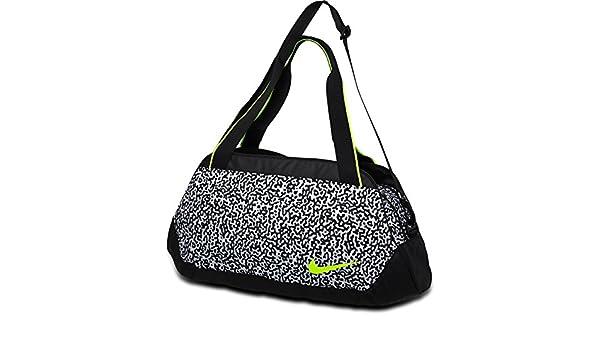 04d6bd5a2d6af Nike C72 Legend 2.0 mittelgroße Sporttasche Gym Club Yoga Tote Pink – 170  Schwarz Weiß Volt  Amazon.de  Sport   Freizeit
