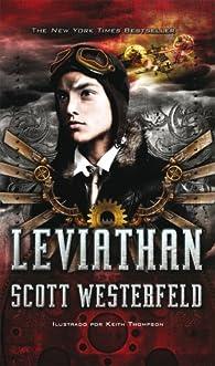 Leviathan par Scott Wasterfeld
