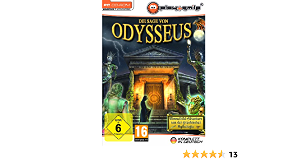 Die Sage Von Odysseus Amazon De Games
