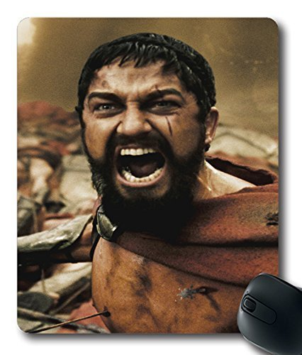 300-leonidas-customclothtopmousepad-mousemat