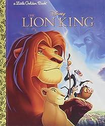 The Lion King (Disney the Lion King) (Little Golden Books (Random House))