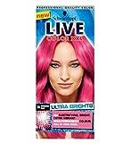 Schwarzkopf Live-Farb Xxl Extrem Brights 93 Shocking Pink Semi-Permanente Rosa