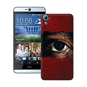 ZAPCASE Printed Back Case for HTC DESIRE 826