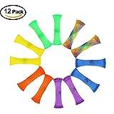 TDAH Fidget jouets (12 paquets), de jouets sensoriels Fidget CAVN soulager le Stress et anxiété chez les enfants et les adultes atteints d'autisme et de TDAH (thérapeute recommandé !)