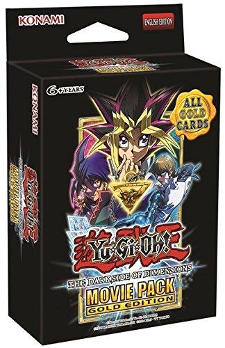Yugioh! Movie Pack Gold Deutsch (1 Pack)