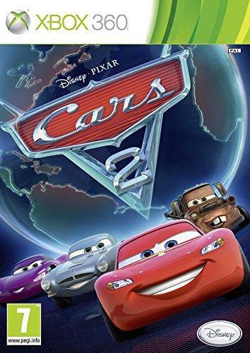 Cars 2 - Spiel 2 Cars Xbox 360