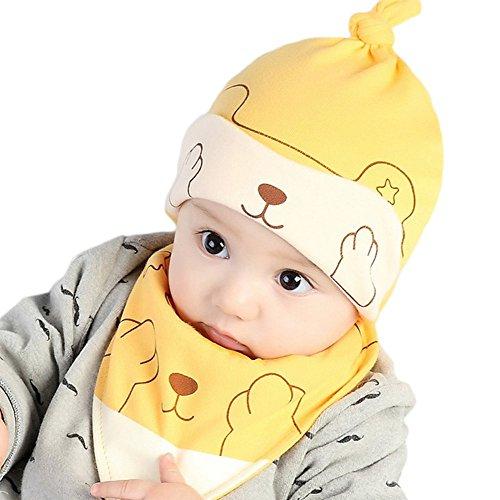 Hosaire Baby Bandana Mütze Geifer Baumwolle Lätzchen Beißringe Lätzchen Baby Dreieck Lätzchen Zahnen Lätzchen Speichel Handtuch - Bandana-lätzchen Baby Für