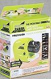 küche starker elektro - motor - flitzer scherenschleifer macht auch wieder fangen und behälter für splitter