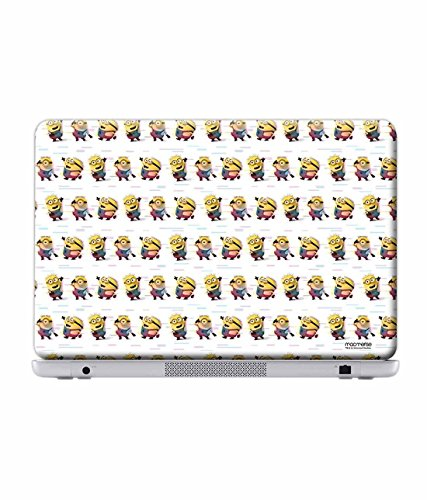 Macmerise Licensed Minions Minions Laptop Skins For Acer Aspire E1-571G