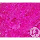Lot / Set von 12 Stück - Boa 2m 50g neon pink