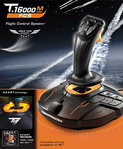 Thrustmaster T.16000M FCS - Joystick - PC, 2960773